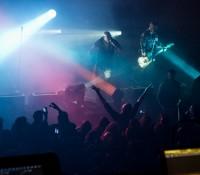 The Sisters Of Mercy + Mani Deum στο Gazi Music Hall