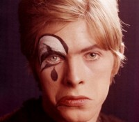 BYE BYE BLACK STARMAN!»Look up here, I'm in heaven»