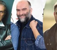 Γιώργος Νταλάρας και Μπάμπης Στόκας φτιάχνουν… «Κλειδαριές» σε μουσική Σαμπάνη (audio video)