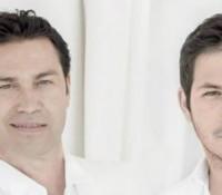 Μάριος Φραγκούλης και Γιώργος Περρής το Σάββατο 18 Ιουνίου 2016 στο Ανοιχτό Θέατρο Άνδρου