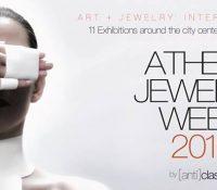 ATHENS JEWELRY WEEK Τέχνη + Κόσμημα : Τεμνόμενοι χώροι (με χορηγό επικοινωνίας τον asteraRadio)