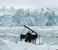 Ludovico Einaudi – πιάνο στον πάγο!!!!