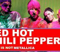 Τελωνειακοί πέρασαν τους Red Hot Chili Peppers για τους Metallica!