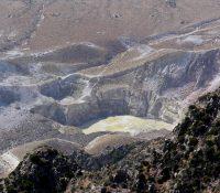 15 Έλληνες καλλιτέχνες επί 10 ώρες στον κρατήρα του Ηφαιστείου στη Νίσυρο!