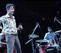 Ο Κωστής Μαραβέγιας με το Κατάστρωμα στο Φεστιβάλ Νάξου 2016