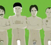 Προκαλούν οι Red Hot Chili Peppers, με  το νέο τους video clip »Go Robot»