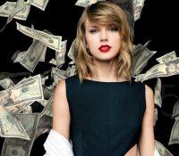 Η Taylor Swift είναι καλύτερα αμειβόμενη τραγουδίστρια το 2016