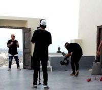 Οι REC στα ελληνικά νησιά γυρίζοντας το νέο τους video clip.