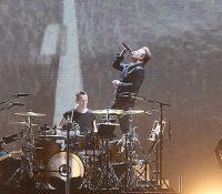 U2 και «The Joshua Tree Tour» στην Πόλη του Φωτός