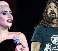Lady Gaga featuring Foo Fighters?? θα έχουμε εκπλήξεις ;