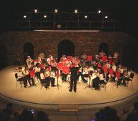 Συναυλία της Φιλαρμονικής Ορχήστρας του Μουσικού Συλλόγου Άνδρου στο 3ο Διεθνές Φεστιβάλ Άνδρου.