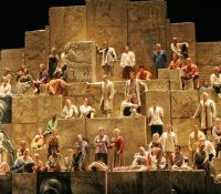 The MET, Live in HD – «Ναμπούκο» του Giuseppe Verdi στο Ανοιχτό Θέατρο Άνδρου