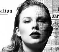 Taylor Swift με νέο άλμπουμ «Reputation»