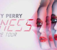 "Katy Perry ""Witness The Tour"" Η έναρξη των Συναυλιών της, που Εντυπωσίασε."