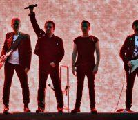 U2 προετοιμάζουν «Blackout» με το νέο τους τραγούδι.