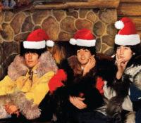 The Beatles Christmas, χριστουγεννιάτικες ηχογραφήσεις για πρώτη φορά στο Κοινό.