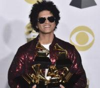 Grammy 2018, σάρωσε ο Bruno Mars
