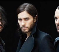 Thirty Seconds to Mars «Dangerous Night» νέο Τραγούδι.