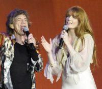 Florence Welch μαζί με Rolling Stones σε συναυλία στο «London Stadium»