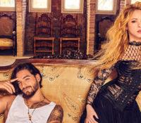 Shakira & Maluma «Clandestino» συχνά πυκνά μαζί.