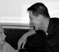 Μίμης Πλέσσας και Δάκης στο Ανοιχτό Θέατρο Άνδρου. Στις 21/08 έφτασε η ώρα, για τις «Στιγμές» μας