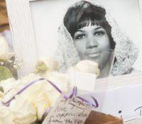 Aretha Franklin το τελευταίο αντίο.
