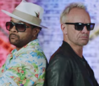 Sting και Shaggy «Gotta Get Back My Baby» νέο video clip