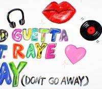 "David Guetta ""Stay (Don't Go Away)"" νέο και καλοκαιρινό hit !!!"