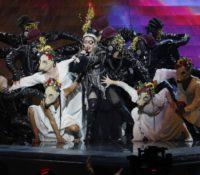 Madonna στην Eurovision, απογοήτευσε η Pop Star