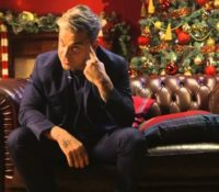 "Robbie Williams ""The Christmas Present"" πρώτο χριστουγεννιάτικο άλμπουμ."