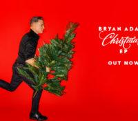 Bryan Adams «Christmas» νέο εορταστικό EP