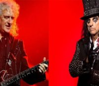 Queen και Alice Cooper στην συναυλία για τις πυρκαγιές στην Αυστραλία