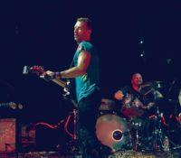 Chris Martin και οι Coldplay χωρίς άλλες φιλοδοξίες